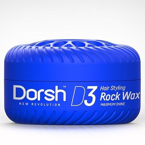 Haarwax Dorsh D3 Rock Wax 150 ml