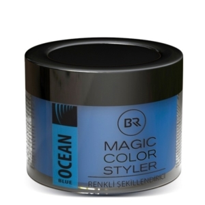 Black & Red – Color Wax Ocean Blue
