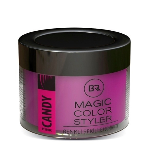 Black & Red – Color Wax Candy Pink