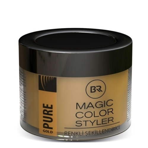 Black & Red – Color Wax Pure Gold