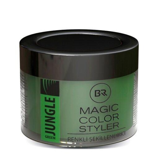 Black & Red – Color Wax Jungle Green