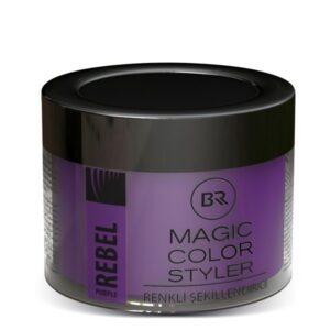 Black & Red – Color Wax Rebel Purple