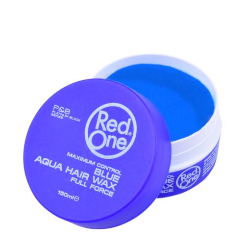 Red One Wax Blue Aquawax