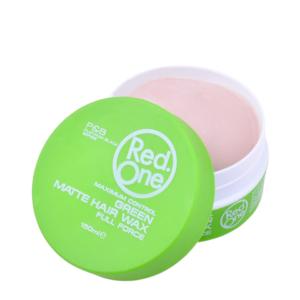 Red One Groen Matte Wax