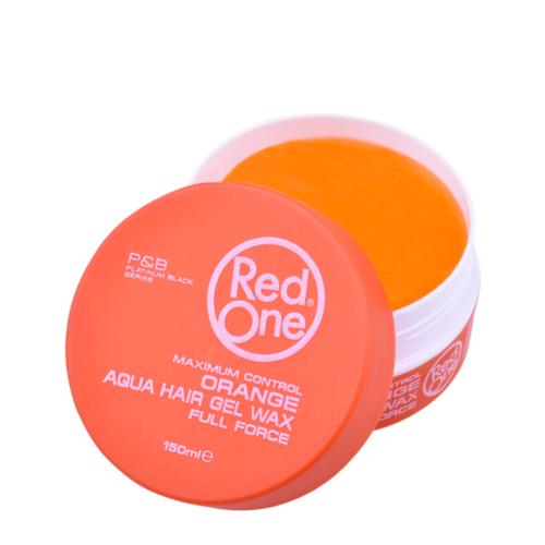 Red One Wax Oranje Aqua Gelwax