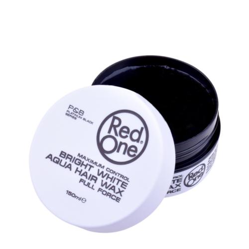 Red One Wax Bright White Aquawax