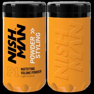 POWDER WAX NISH MAN